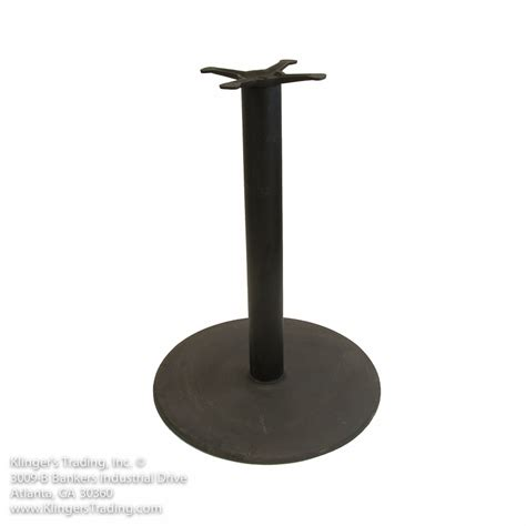 dining table pedestal base commercial table bases restaurant table bases dining table
