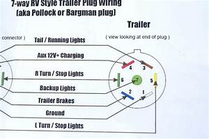 7 Way Wiring Diagram Trailer Brakes