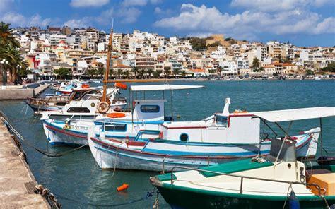 Crete Getting There