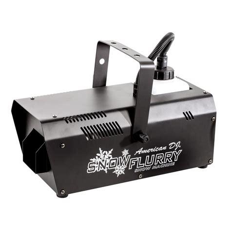 snow flurry snow machine product archive light lights