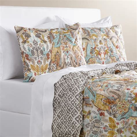 34398 world market bedding cosette quilt world market