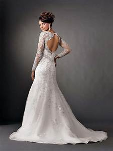 long sleeve modern wedding dress dresscab With modern wedding dresses