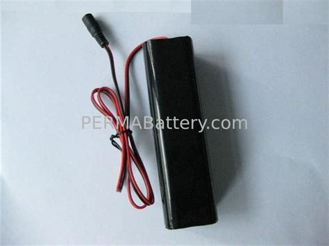 high qualified li ion 18650 4s2p 14 8v 6800mah battery