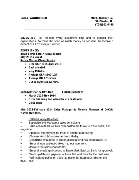 Auto Resume Writer by Mike Service Writer Resume