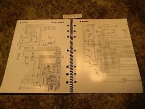 2005 Suzuki K5 Models Marine Wiring Diagram Manual 99954