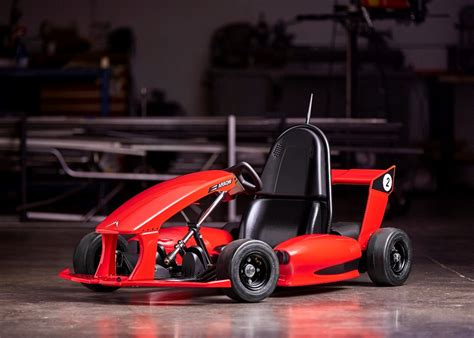 Cars That Run On Electricity by Check Out This Smartphone Integrated Go Kart That Runs On