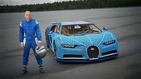 Ist ein französischer automobilhersteller in molsheim im elsass. Working LIFE-SIZE Bugatti Chiron made from LEGO Technic - YouTube