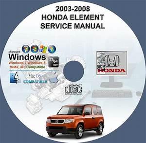 Honda Element 2003