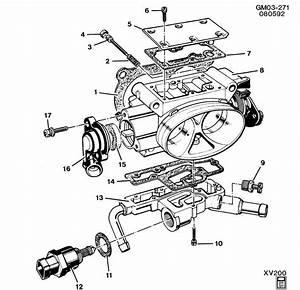 Lt1 Throttle Body Diagram