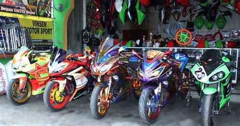 Tempat Modifikasi Yamaha Byson Surabaya by Tempat Modifikasi Lu Motor Di Bandung