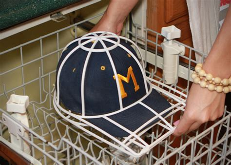 how to clean a hat the ballcap buddy wash your favorite hat in your dishwasher refined guy