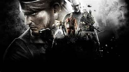 Gear Solid Metal 4k Wallpapers Wallpaperup