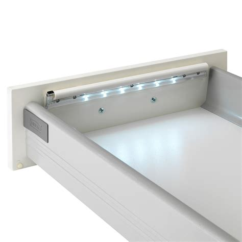 new ikea led l for illuminating storage drawers