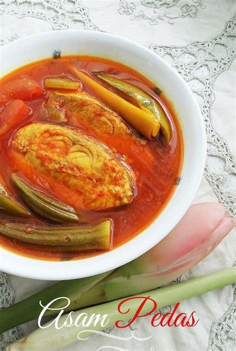 ikan asam pedas recipe souper diaries