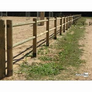 Piquet En Bois Pour Cloture : cloture equestre en bois autoclave piquets 1037948 ~ Farleysfitness.com Idées de Décoration