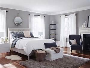 gris perle taupe ou anthracite en 52 idees de peinture With peinture murale pour chambre adulte