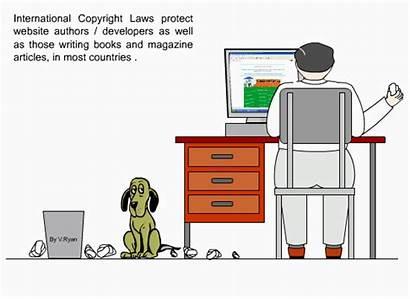 Copyright Someone Infringement Company Belonging Breaks Legal