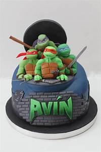 Ninja turtles | Stunning cakes.. | Pinterest
