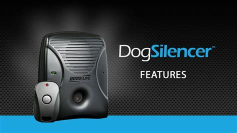 dog silencer features youtube