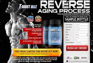T-boost Max Testosterone Booster Trial Offer Review