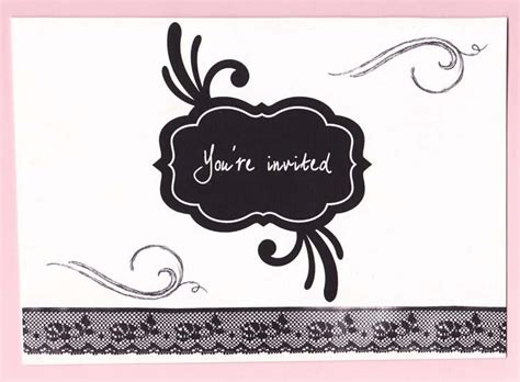 28 You Re Invited Template Word in 2020 Printable