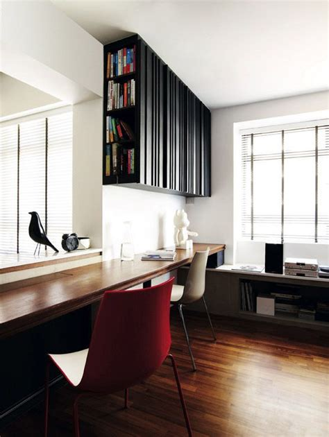 ideal working space bedroom study