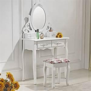 Coiffeuse Moderne Avec Miroir : coiffeuse l paolo collaner ~ Farleysfitness.com Idées de Décoration