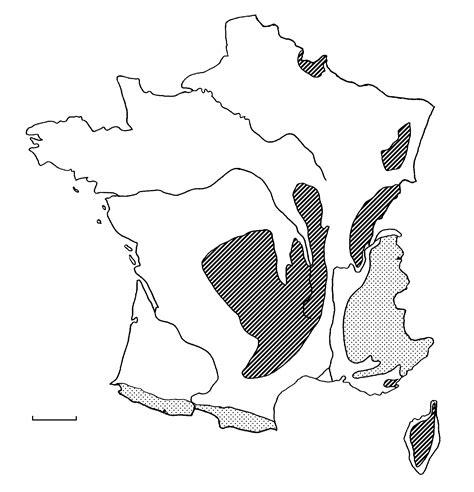 Carte De La Vierge Avec Les Massifs Montagneux by Carte Vierge Montagne My