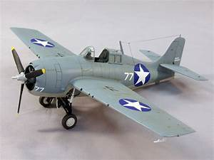 Grumman F4F-4 Wildcat - 1/48 - Tamiya : IPMS Kalamazoo