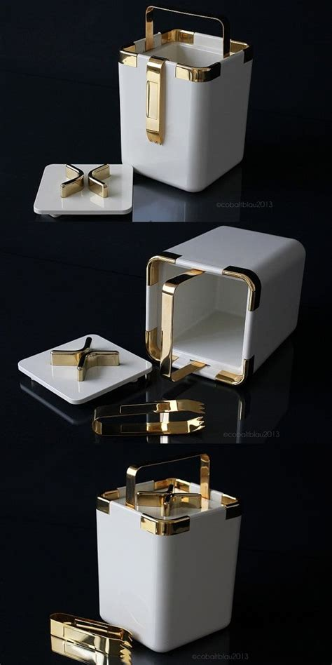 Gold Bar Accessories by With Tongs Regency Mid