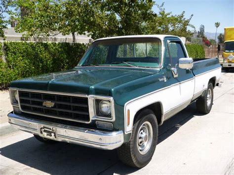 1978 Chevrolet C20 Pickup Truck