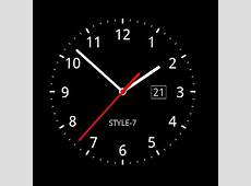 Analog Clock Live Wallpaper7 23 apk androidappsapkco
