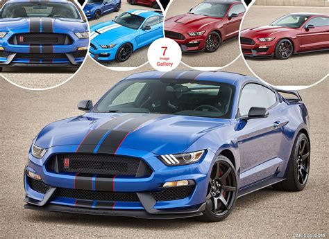 2017 Ford Mustang Shelby Gt350 And Gt350r