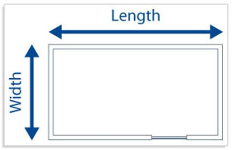 how to measure the perimeter of a room image gallery length x width