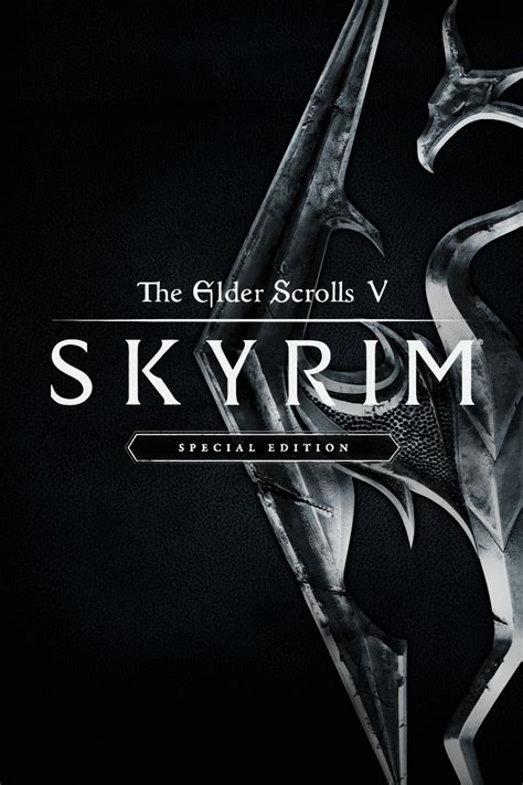 The Elder Scrolls V Skyrim Special Edition 2016 Xbox