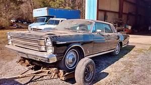 1966 Ford Ltd  Dusty But Pristine