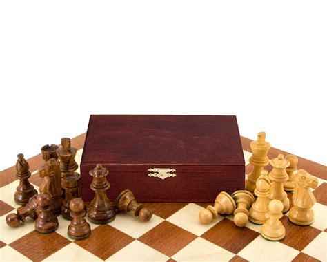 mahogany chess set sheesham mahogany chess set rcpb232 163 97 3945