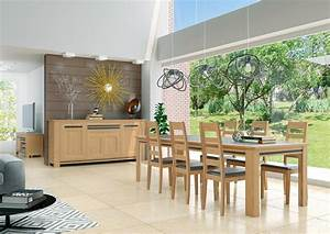 Enfilade 4 Portes : acheter votre enfilade 4 portes bois naturel c ramique ~ Teatrodelosmanantiales.com Idées de Décoration
