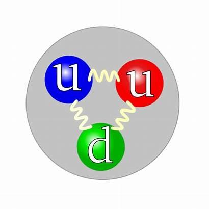 Proton Particle Charge Subatomic Particles Protons Quarks