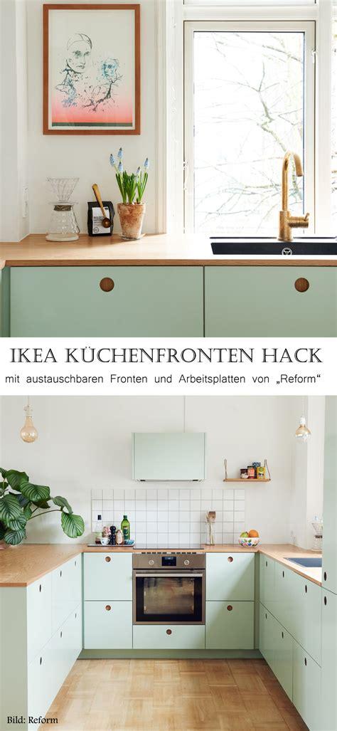 Küchen Türen Ikea by Ikea K 252 Chenfronten Pimpen Fr 252 Hlingsstimmung Zieht Ein