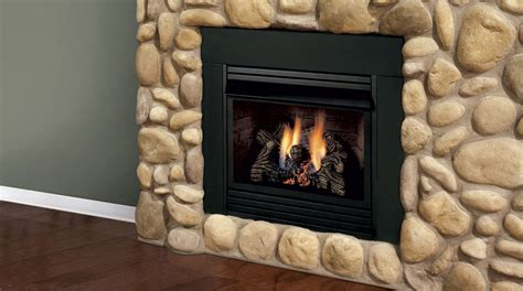 ventless gas fireplace inserts work