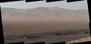 Space Images | Telephoto Vista from Ridge in Mars' Gale Crater