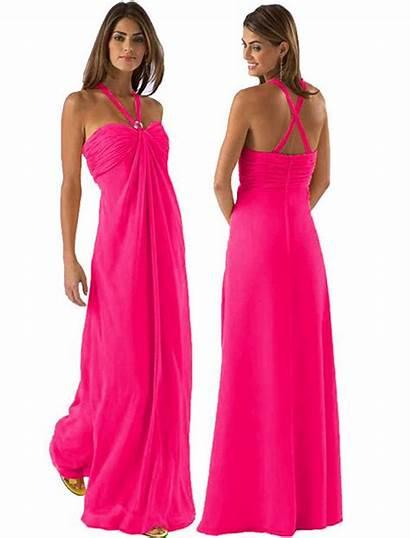 Pink Dresses Bridesmaid Weddings Bridal Bridesmaids Orange