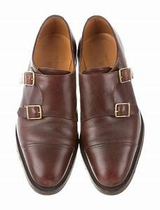 John Lobb William Double-monk Strap Oxfords