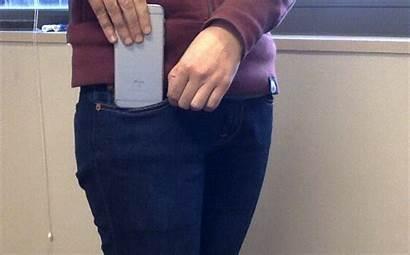 Pocket Pants Phone Changing Fits Phones