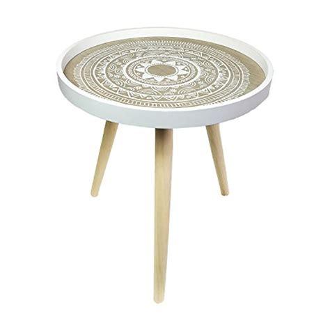 Weiß lackierte tische passen gut zum klassischen oder ländlichen stil. 10 Besten Beistelltisch Holz Zum Kaufen