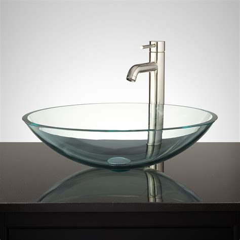 bathroom sink glass bathroom sink material buying guide 11337