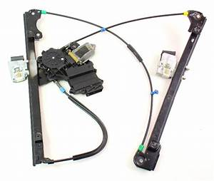 Rh Front Power Window Regulator  U0026 Motor 93