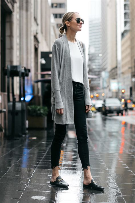 A Casual Way to Wear Gucci Mules | Fashion Jackson