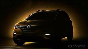 Renault Triber To Be Unveiled Tomorrow In India